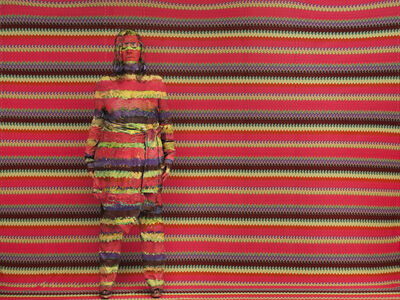Liu Bolin, 'Angela Missoni', 2011