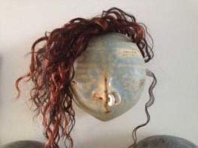 Hadrian Mendoza, 'Wig Shop '