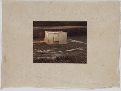 Heidi Bucher, 'Untitled (from «Der Schlüpfakt der Parkettlibelle» portfolio)', 1980–82