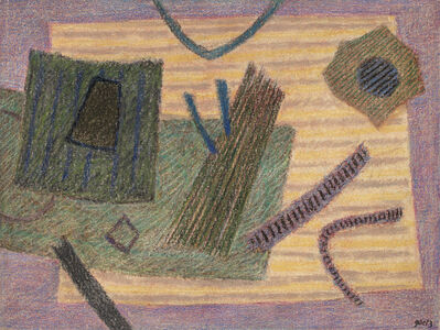 Henri Goetz, 'Composition', Circa