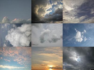 Ken Fandell, 'Skies Study', 2004
