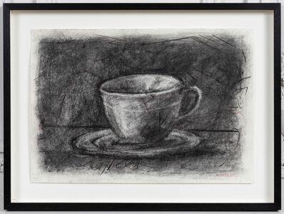 William Kentridge, 'Teacup (Drawing for Studio Life)', 2020