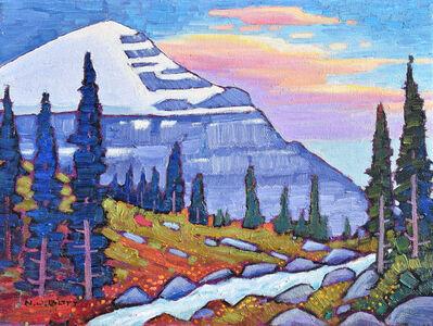Nicholas Bott, 'Mount Lefroy', 2020
