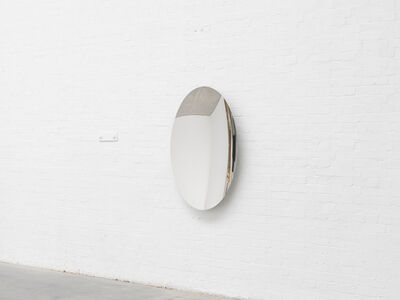 Anish Kapoor, 'Mirror (Oval)', 2018