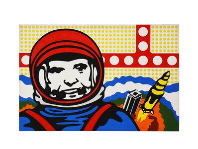 Claudio Tozzi, 'Astronauta', 1969