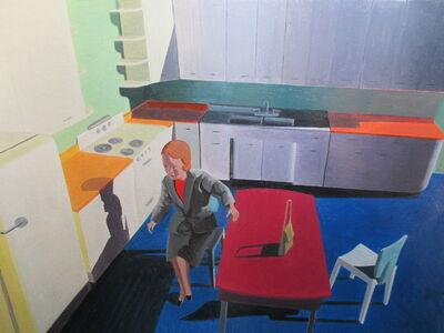 Kathy Osborn, 'Woman in Kitchen', 2015
