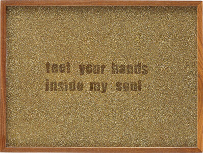Walead Beshty, 'Feel Your Hands Inside My Soul', 2005