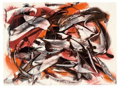 Karl Otto Götz, 'Ohne Titel', 1953