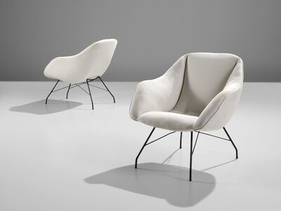 Carlo Hauner, 'Lounge Chairs', ca. 1950