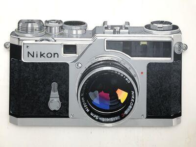 Kurt Pio, 'Nikon SP', 2020