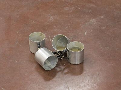 Latifa Echakhch, 'Untitled (cups)', 2017