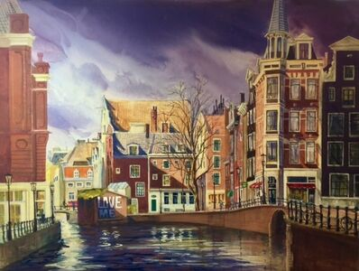 Susan Pecora, 'Love Me, Amsterdam', ca. 2015