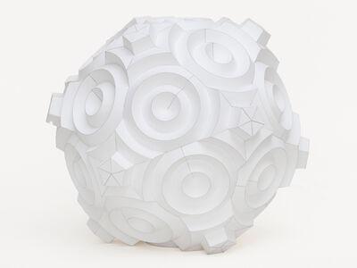 Chris Beeston, 'Ripple Icosahedron', 2018