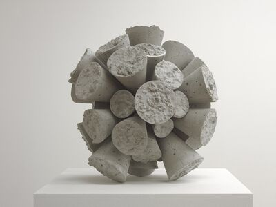 James Angus, 'Concrete Cloudburst', 2008