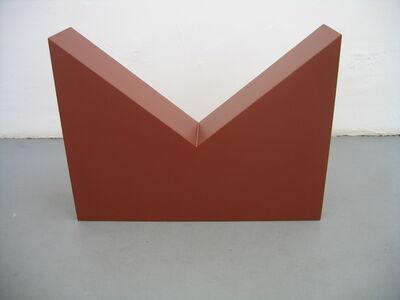 Johannes Esper, 'Red M', 2005
