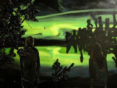 Kim Dorland, 'Aurora Borealis', 2010