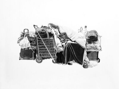 "Joel Daniel Phillips, '""Clarissa, Sleeping"" ', 2013"