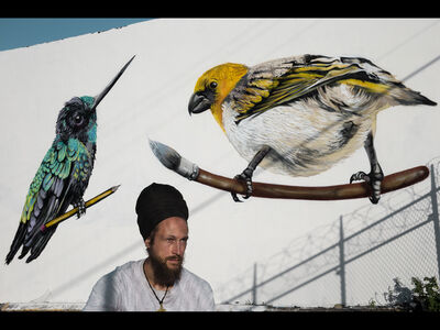 Søren Solkær, 'Louis Masai (England), Miami', 2013
