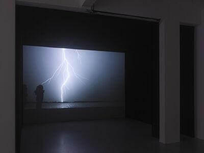 Julius von Bismarck, 'Talking to Thunder', 2017