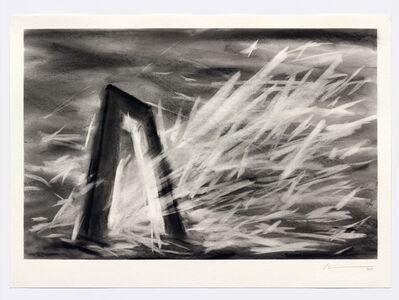 Robert Wilson (b. 1941), 'Der Messias  008.11.30.19', 2019