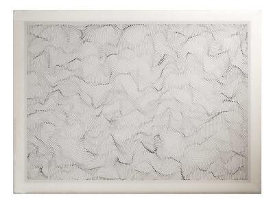 Dadamaino, 'Il movimente delle cose', 1994