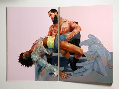 David Antonio Cruz, 'soletthemeatasylumpink', 2016