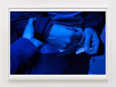 Paul Hutchinson, 'Pueblo blau', 2015