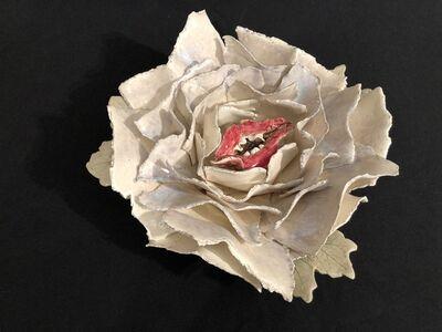 Darly Pellegrini, 'Flor devoradora', 2018