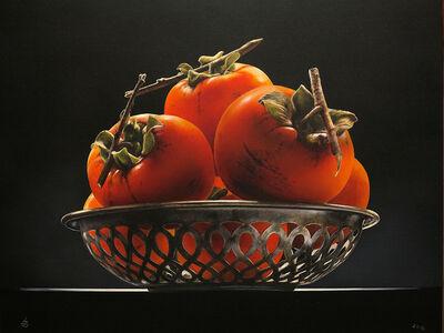 Ottorino De Lucchi, 'Persimmons', 2016