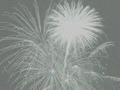 Adrian Sauer, '16.777.216 Farben als Feuerwerk, Fireworks_2_bg_070402.jpg', 2011