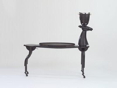 Jean-Marie Fiori, 'Champagne Deer Console', 2020
