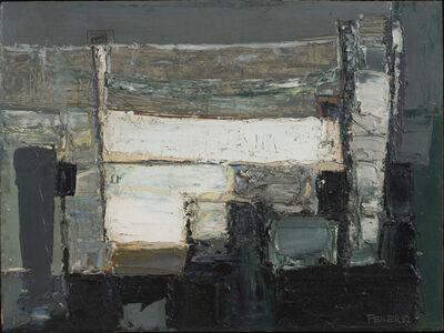 Paul Feiler, 'Coastline', 1952