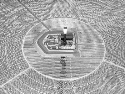 Olivo Barbieri, 'Ivanpah Solar Electric Generating System CA', 2017