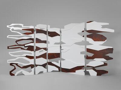 François Mascarello, ''Dynamic Landscape II' Screen - Room Divider', 2020