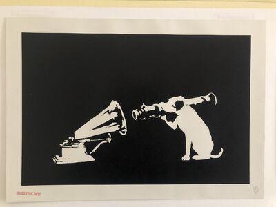Banksy, 'HMV (His Master's Voice)', 2003