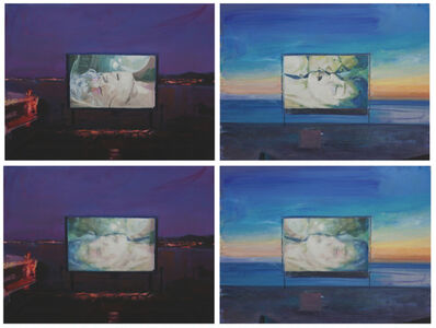 Li Qing 李青, 'Images of Mutual Undoing and Unity - Two Films', 2016