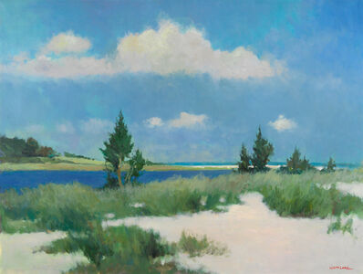 Bill McLane, 'Summer Day Wasque', Active Contemporary