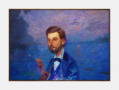 Andrew Hem, 'Claude Monet', 2019