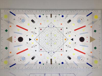 Leonardo Ulian, 'Technological Mandala 140-Matter Spirit', 2019