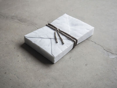 Valeria Vaccaro, 'Packet of letters 2', 2019
