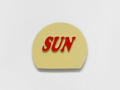 Brad Tucker, 'Sun ', 2018