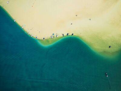 Dinesh Boaz, 'Desert Isle', 2018