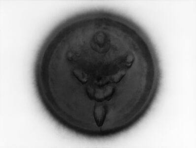 Otto Piene, 'Venus von Willendorf', 1963