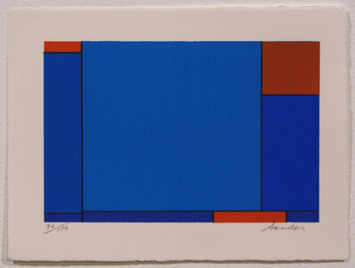 Ludwig Sander, 'Untitled (from eighteen small prints)', 1973
