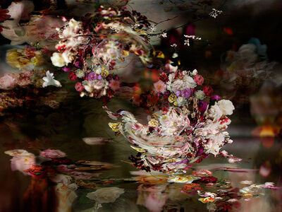 Isabelle Menin, 'River #6', 2014-2016