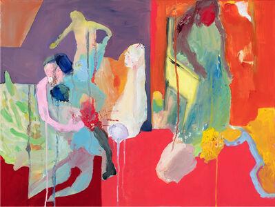 Karen Black, 'The yellow slippers', 2019