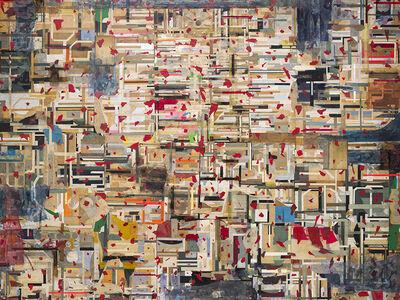 Shinro Ohtake, 'Time Memory 28', 2014