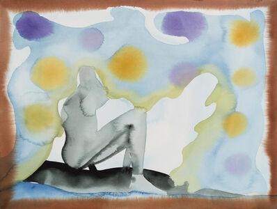 Francesco Clemente, 'Making Love in a Fleeting World #02', 2015