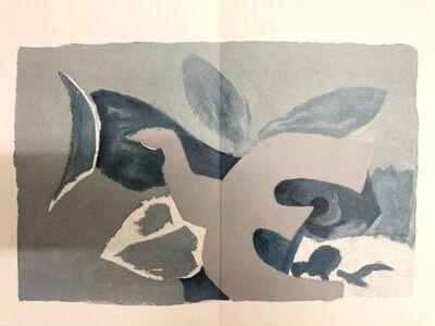 Georges Braque, 'L'oiseau et son ombre', 1967