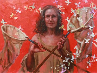 Judy Takács, 'Ephemera Collector', 2917